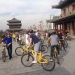 sports school trip to china