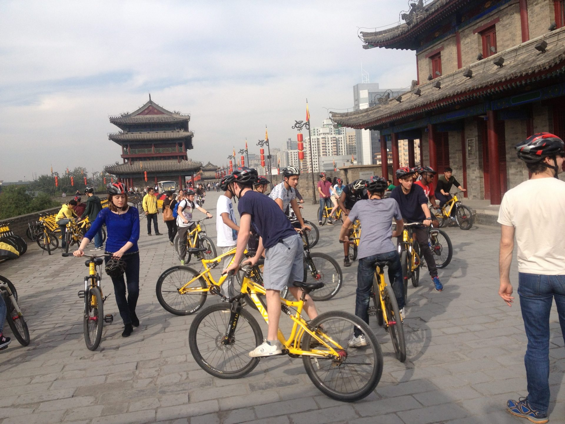 STEM faculty-led culture school trip to China
