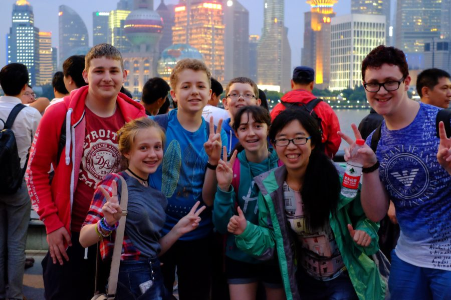 Music School Trip to China