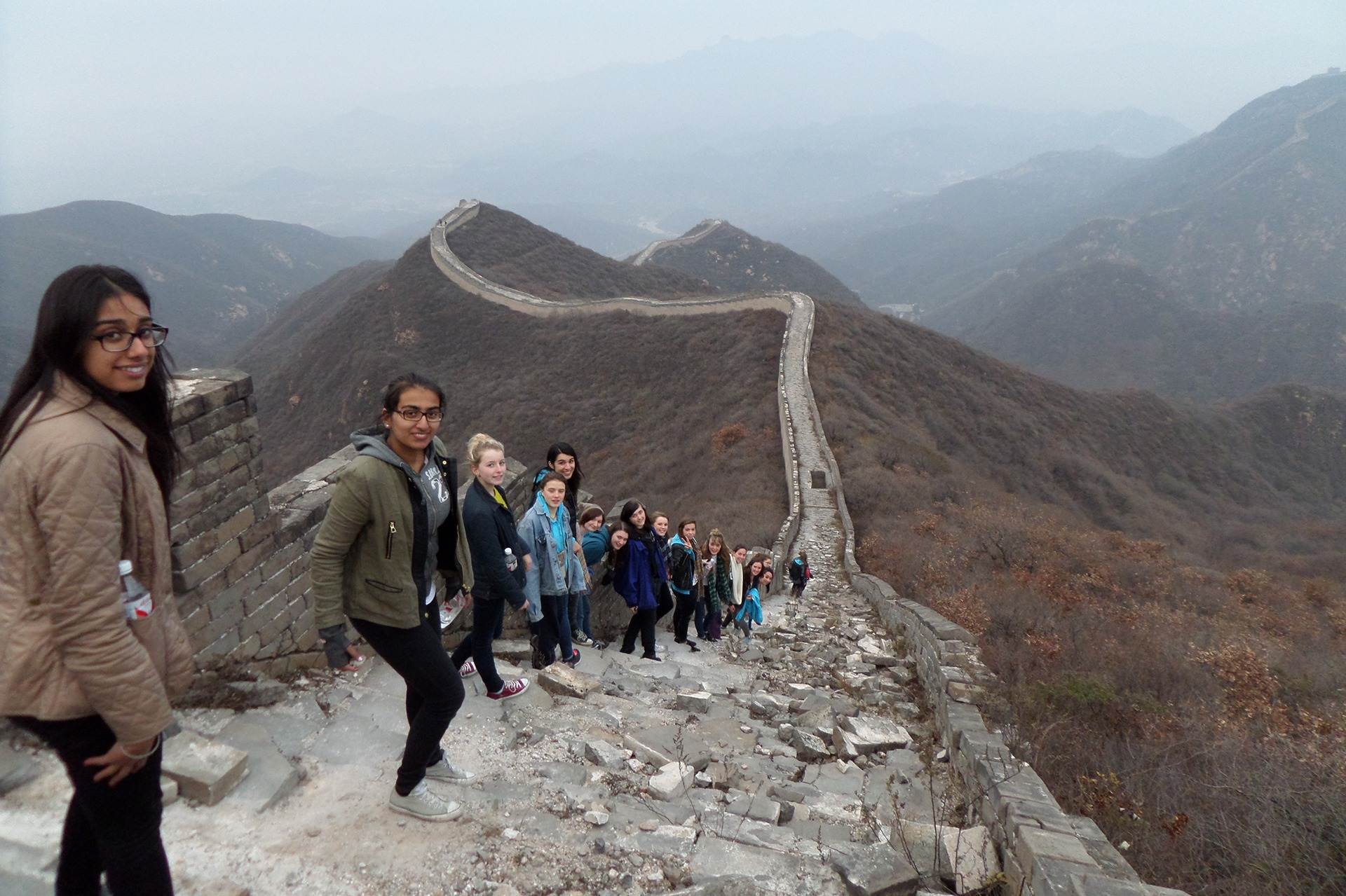 music business studies faculty-led mandarin school trip to china
