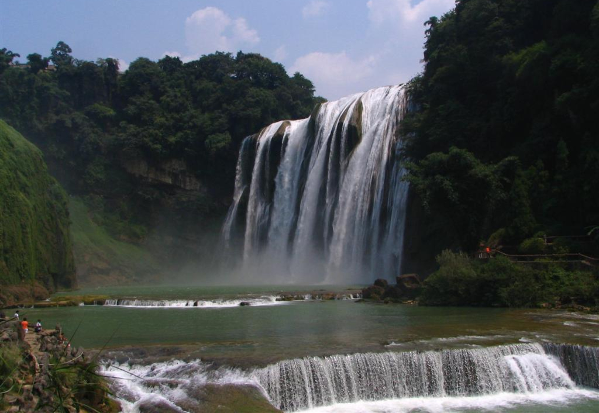CAS Trip to China Guizhou