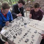 xian school trip to china