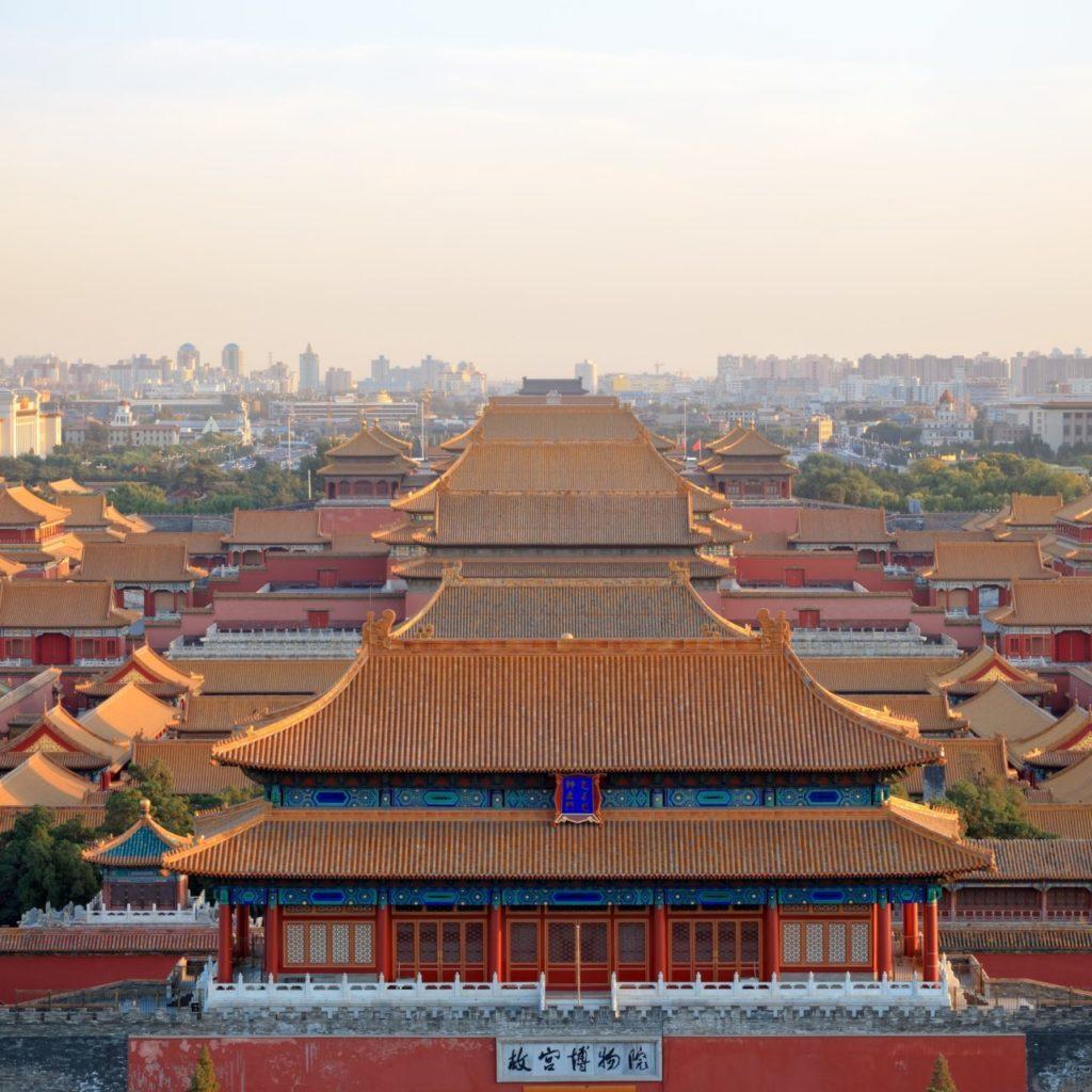 history mandarin school trip to China