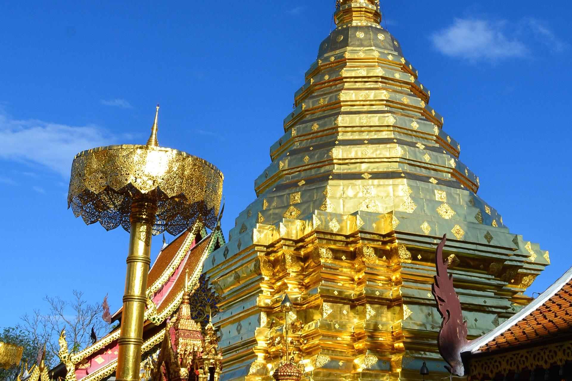Northern Thailand school trip