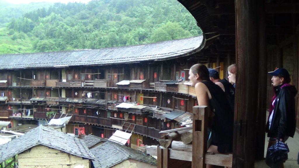 CAS Trip to China Fujian
