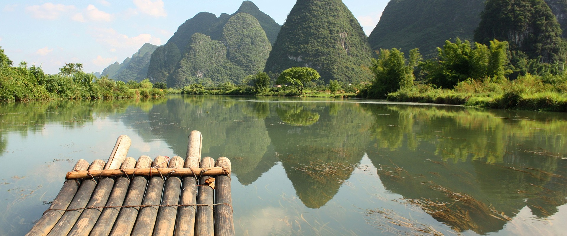 Geography School Trip to China Guilin Yangshuo