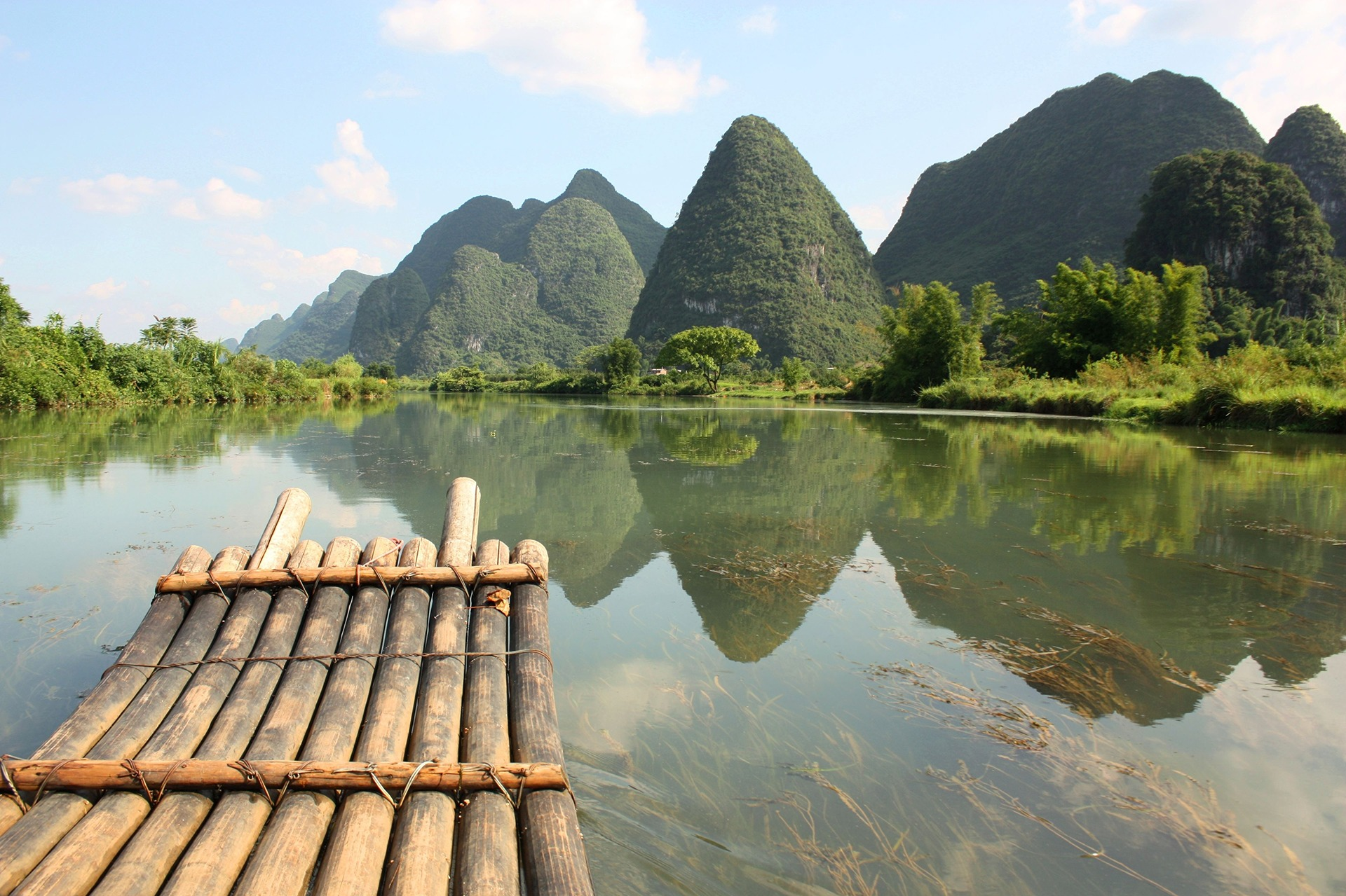 Geography School Trip to China Guilin Yangshuo