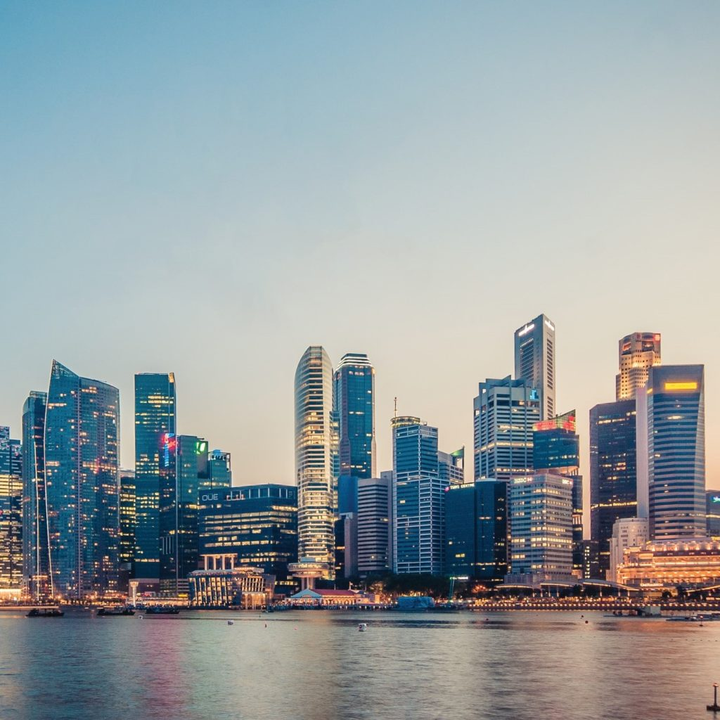 innovation labs in singapore