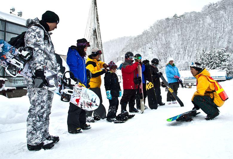 Hakuba Tokyo ski trip