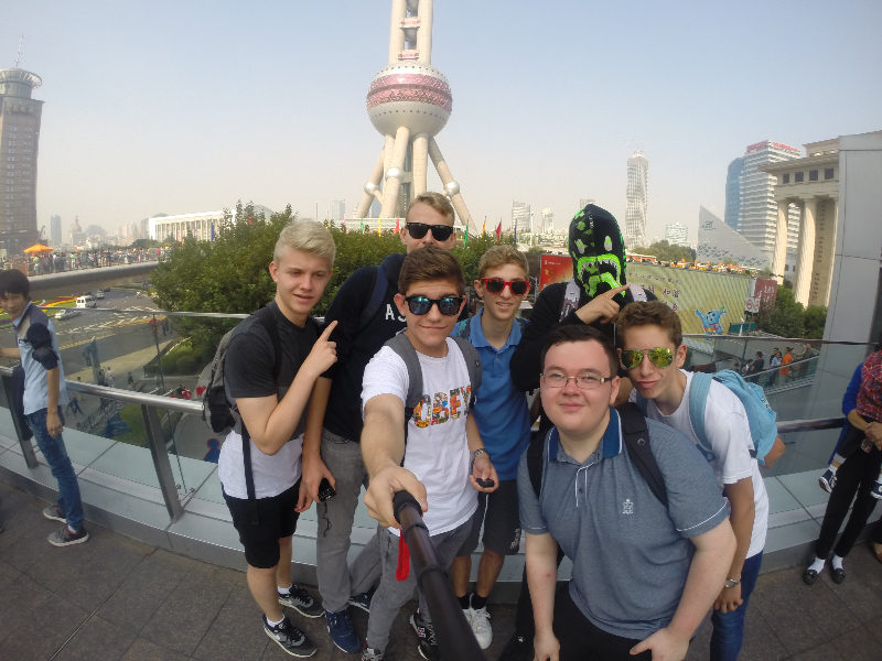 school trip abroad overseas