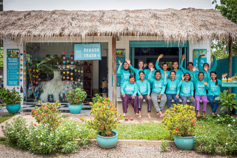 School Service Trip Cambodia