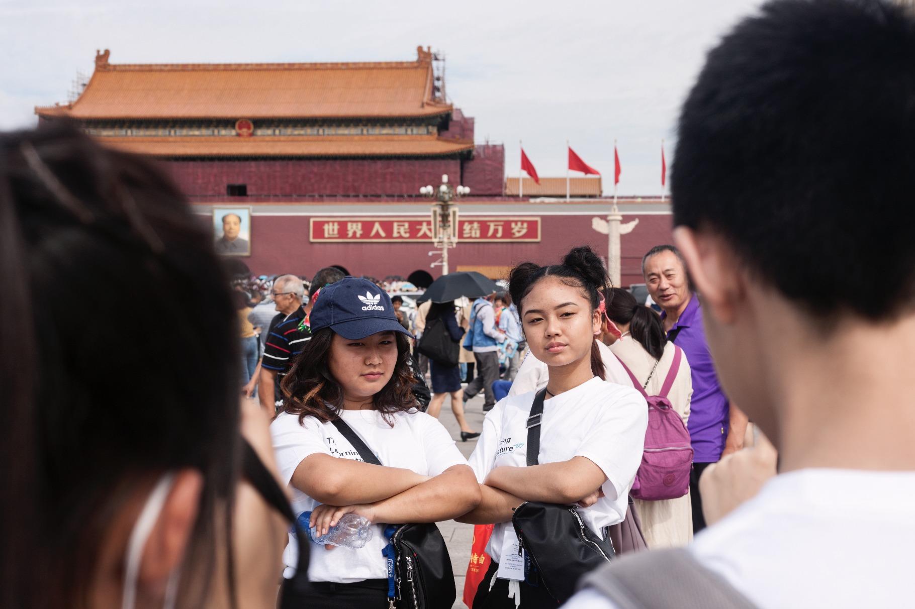 preparation school trip to China