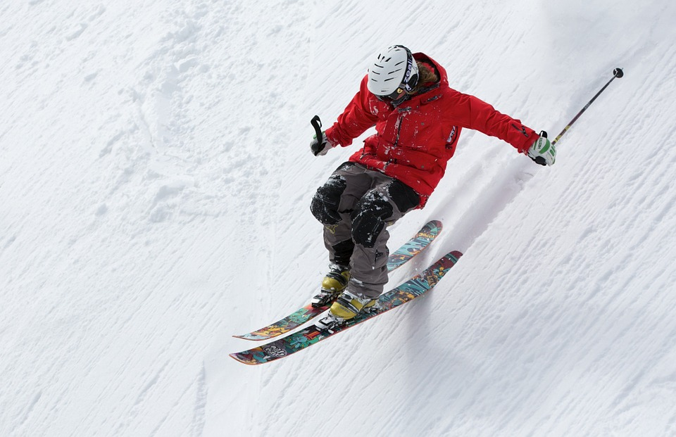 ski school trip