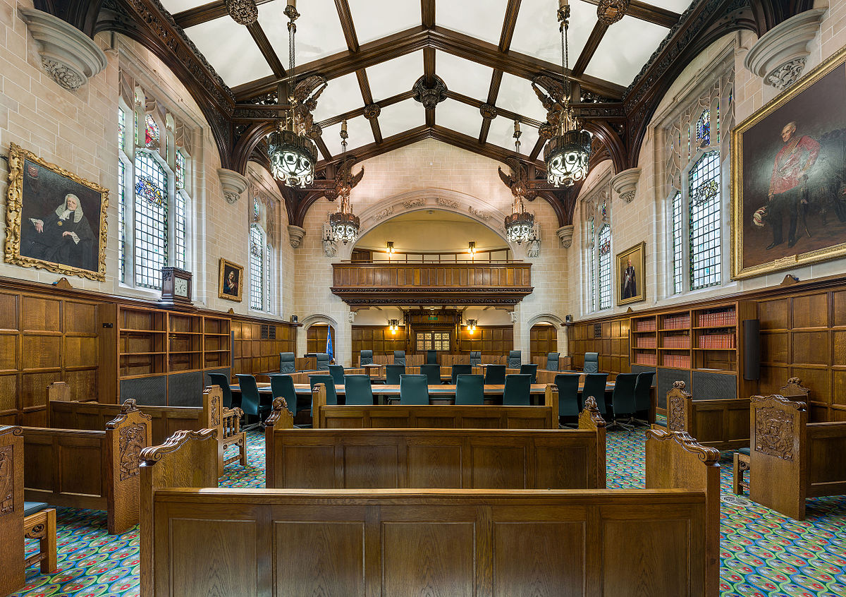 london supreme court school tour