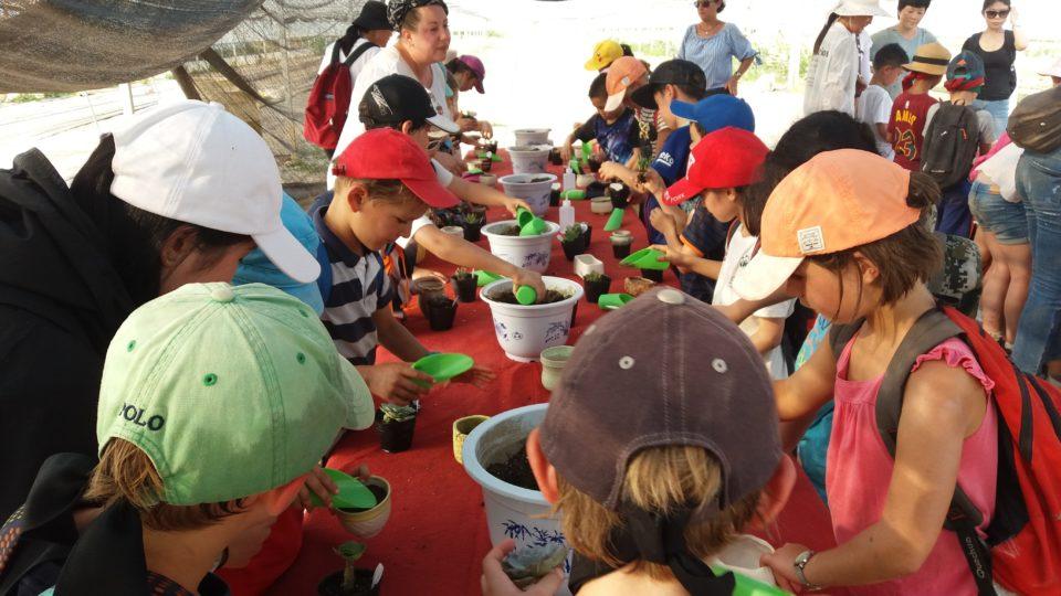 educational school trips to China leadership training