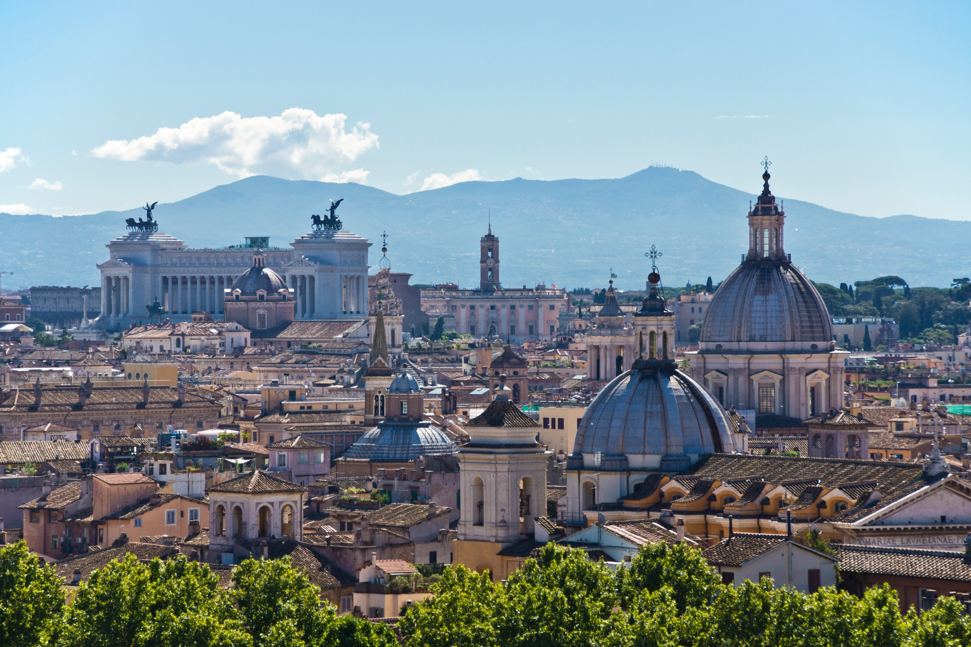 Rome and Naples history trip