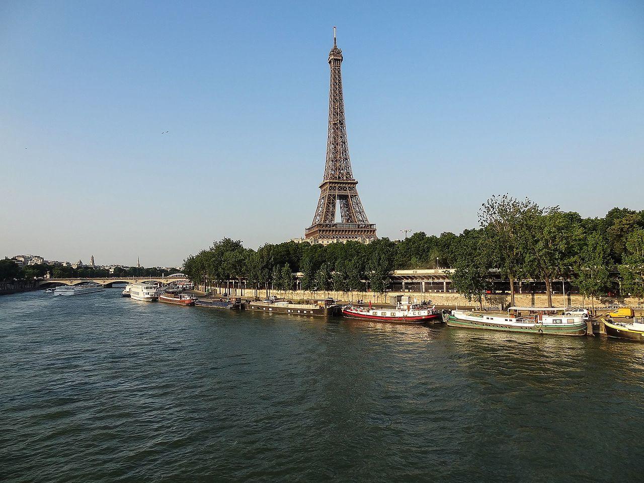 geography school trip to Paris Lyon