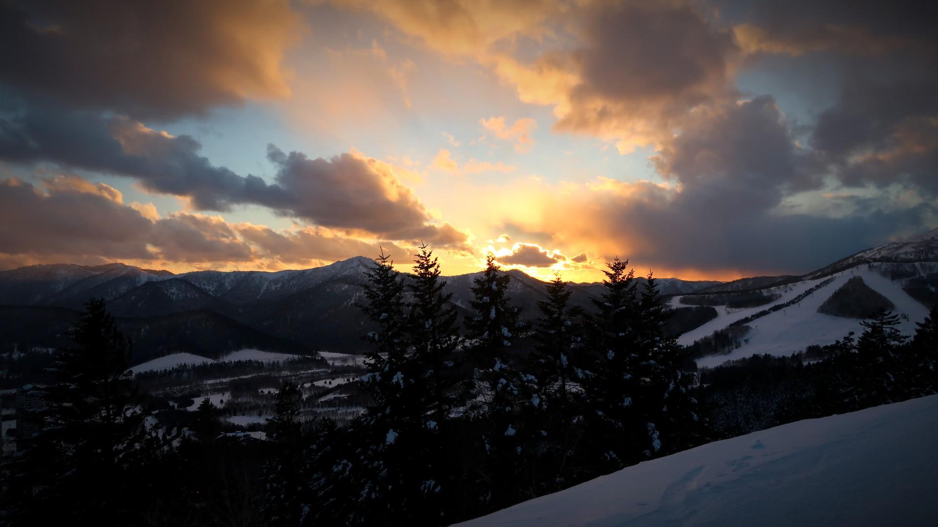 tomamu ski resort hokkaido japan study abroad school trip educational tour