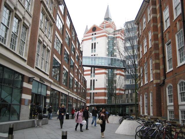 political science school trip to London Cambridge