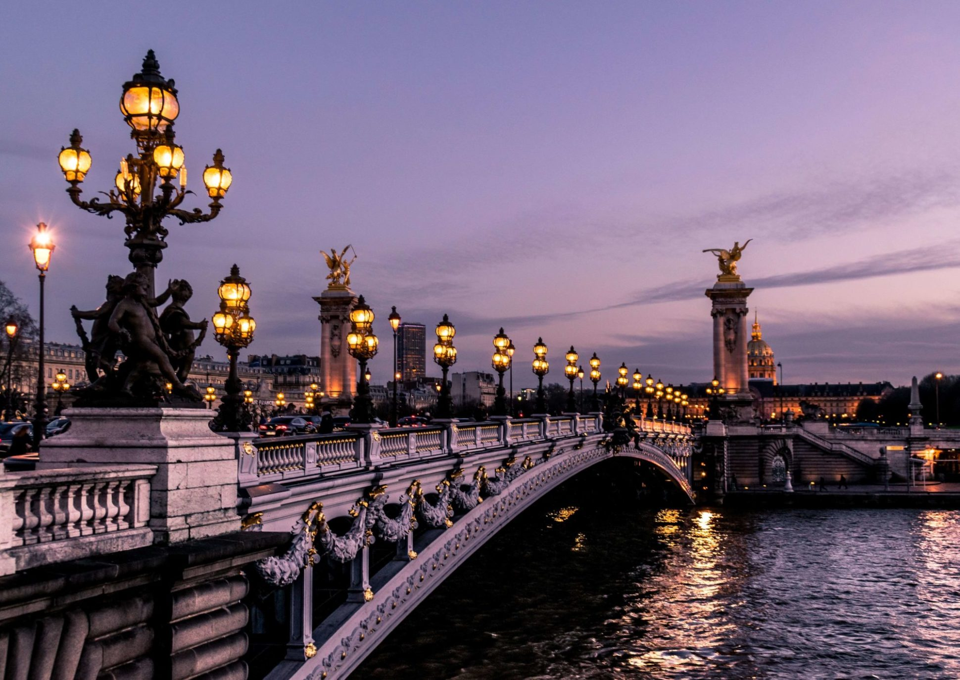 french language culture school trip to Paris