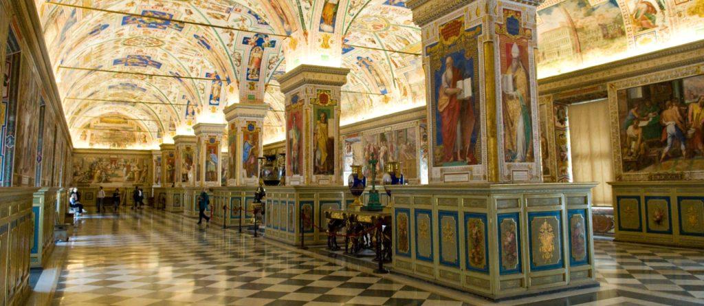 Cultural trip to Rome