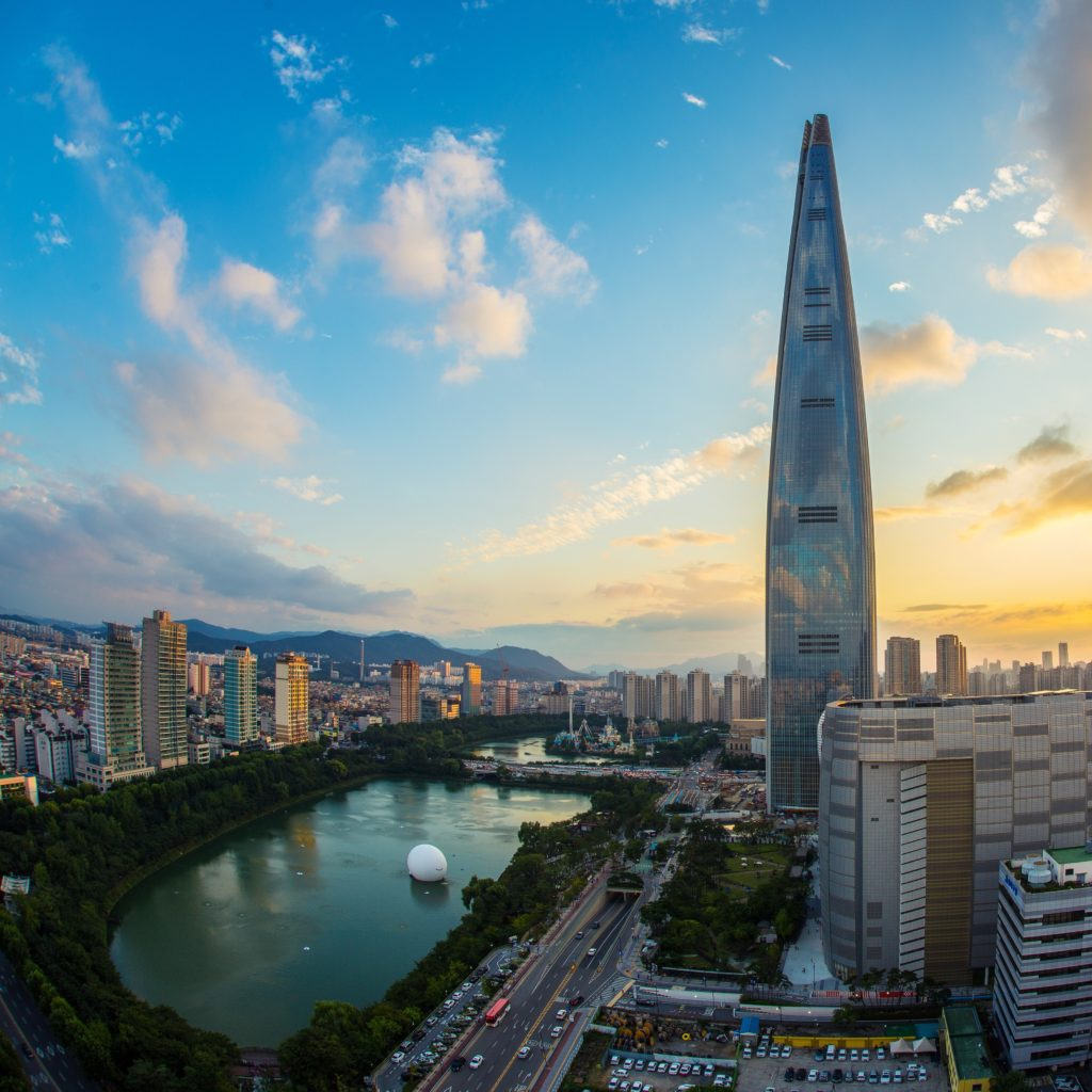 culture school trip to South Korea