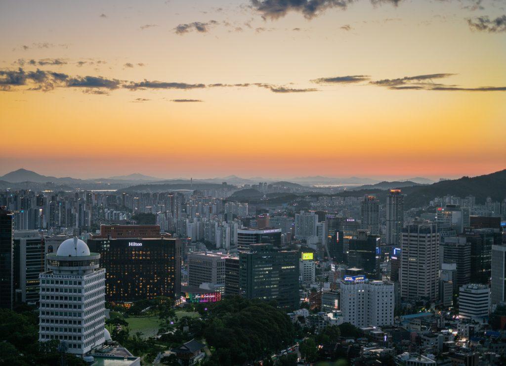 school trips in South Korea