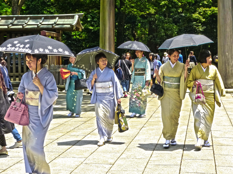 biology school trip to Japan