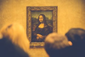 mona lisa school trip