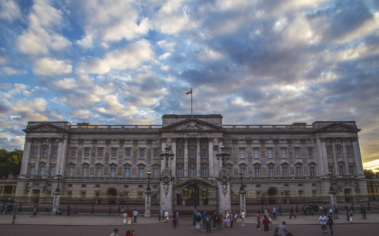 buckingham palace school trip