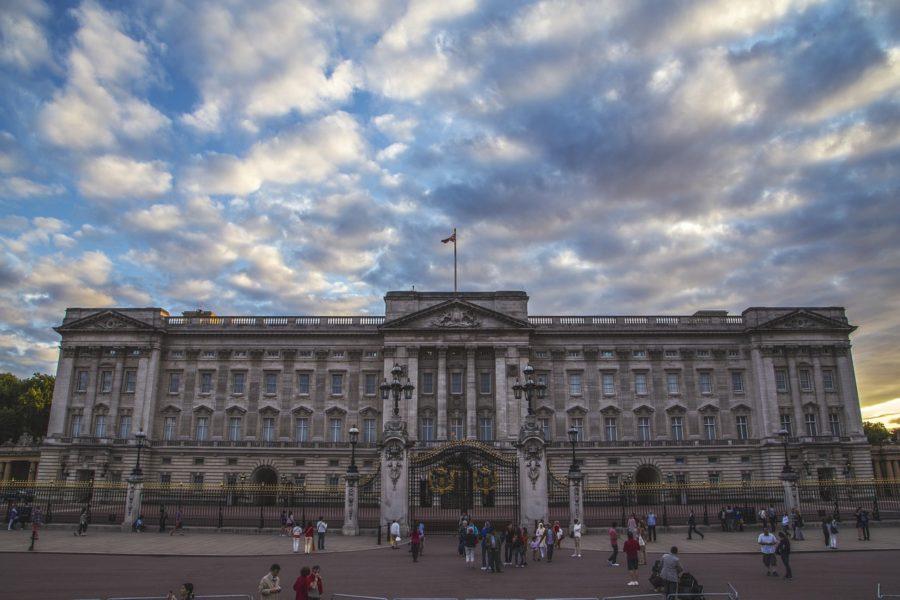buckingham palace school trip