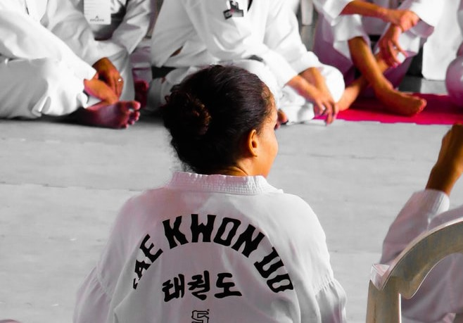 taekwondo school trip